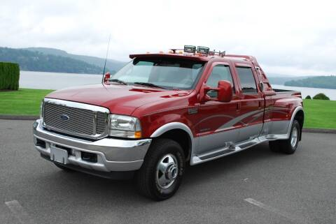 2002 Ford F-350 Super Duty for sale at New Milford Motors in New Milford CT