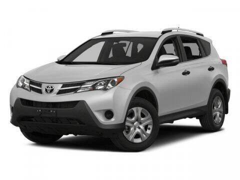 2015 Toyota RAV4 for sale at TEJAS TOYOTA in Humble TX