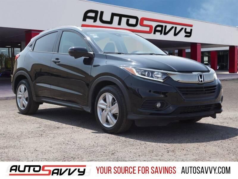 2019 Honda HR-V for sale in Las Vegas, NV