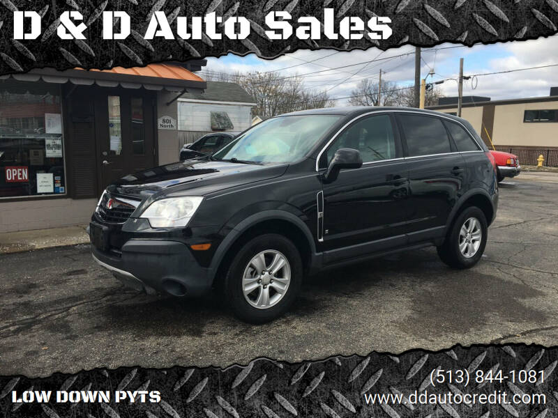 2009 Saturn Vue for sale at D & D Auto Sales in Hamilton OH