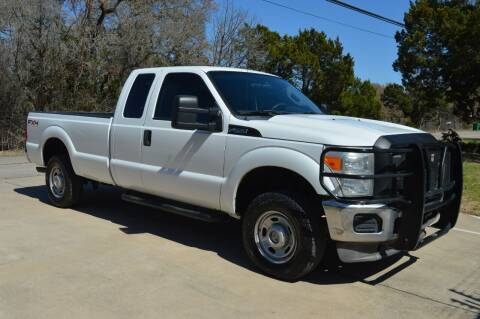 2011 Ford F-250 Super Duty for sale at Coleman Auto Group in Austin TX