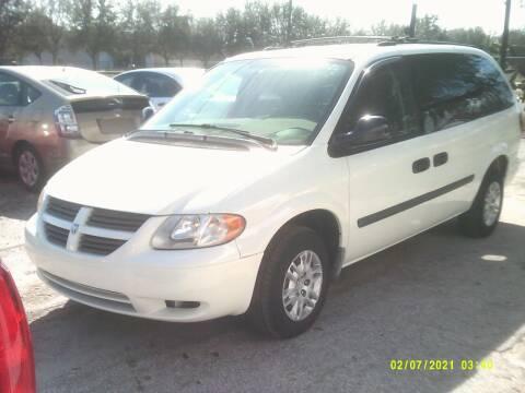 2006 Dodge Grand Caravan for sale at ROYAL MOTOR SALES LLC in Dover FL