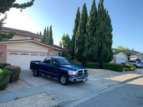 2006 Dodge Ram Pickup 1500 for sale at Blue Eagle Motors in Fremont CA