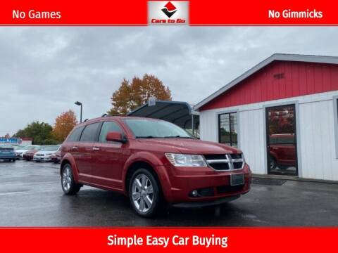 2009 Dodge Journey for sale at Cars To Go in Portland OR