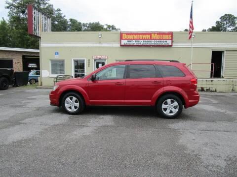 2013 Dodge Journey for sale at DERIK HARE in Milton FL