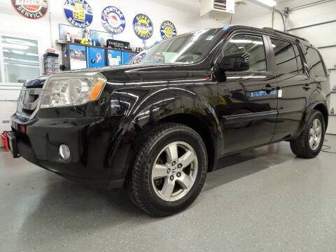 2009 Honda Pilot for sale at Great Lakes Classic Cars & Detail Shop in Hilton NY