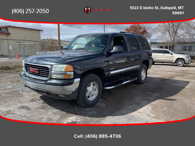 2004 GMC Yukon for sale at Auto Solutions in Kalispell MT