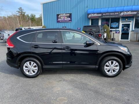 2013 Honda CR-V for sale at Platinum Auto in Abington MA