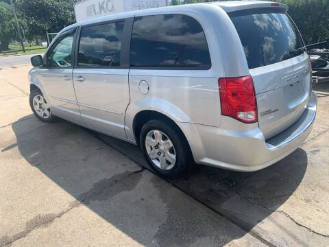 2012 Dodge Grand Caravan for sale at Whites Auto Sales in Portsmouth VA