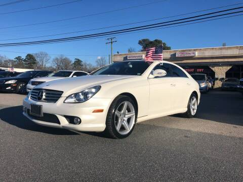 2008 Mercedes-Benz CLS for sale at Mega Autosports in Chesapeake VA