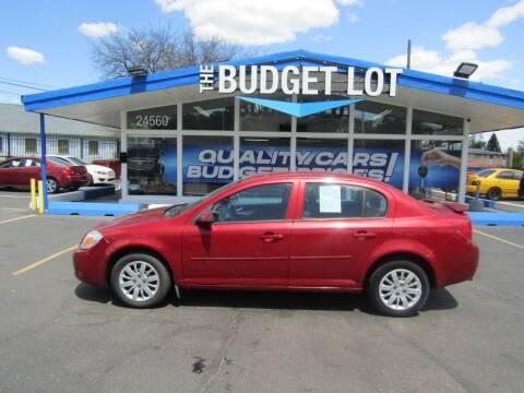 2010 Chevrolet Cobalt for sale at THE BUDGET LOT in Detroit MI