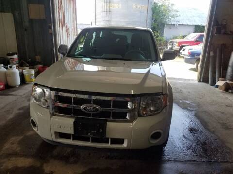2012 Ford Escape for sale at Craig Auto Sales in Omro WI