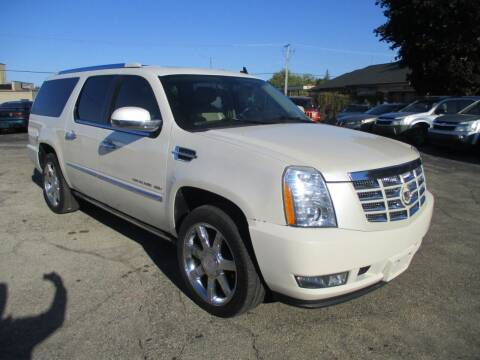 2010 Cadillac Escalade ESV for sale at RJ Motors in Plano IL