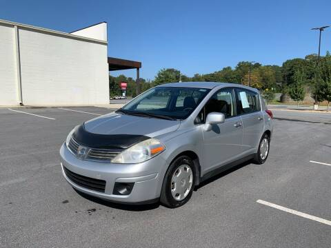 2007 Nissan Versa for sale at Allrich Auto in Atlanta GA