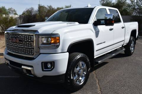 2019 GMC Sierra 3500HD for sale at AMERICAN LEASING & SALES in Tempe AZ