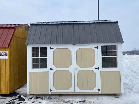 2021 Old Hickory Buildings 10x12 Lofted Barn for sale at Cannon Falls Auto Sales in Cannon Falls MN