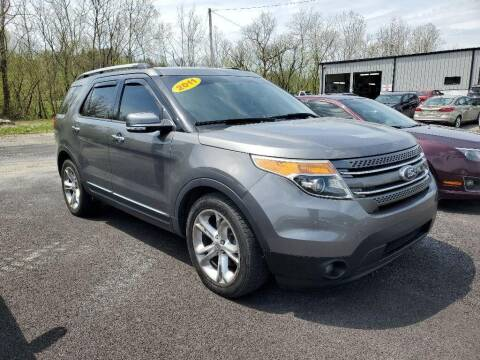 2011 Ford Explorer for sale at Chantz Scott Kia in Kingsport TN