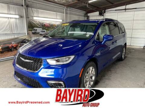 2021 Chrysler Pacifica for sale at Bayird Truck Center in Paragould AR