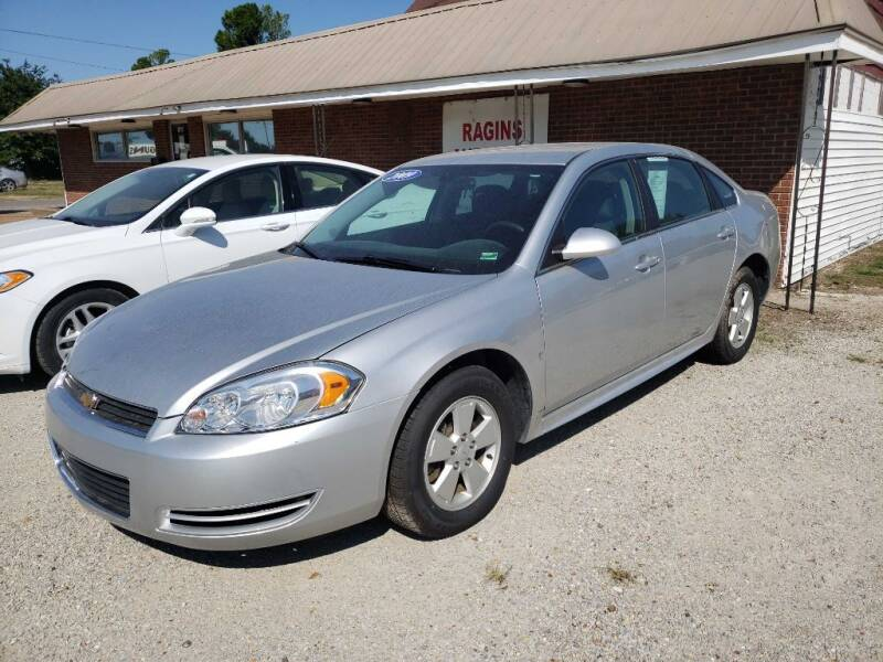 2009 Chevrolet Impala for sale at RAGINS AUTOPLEX in Kennett MO