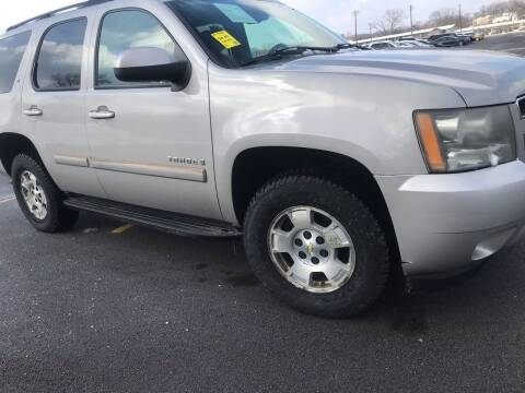 2007 Chevrolet Tahoe for sale at Car Kings in Cincinnati OH