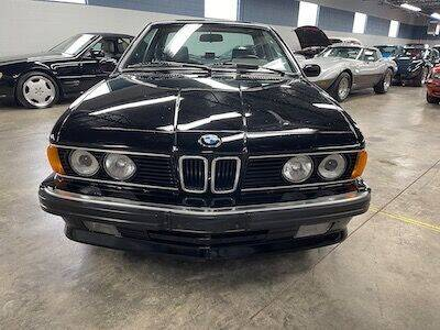 1988 BMW 6 Series for sale at MICHAEL'S AUTO SALES in Mount Clemens MI