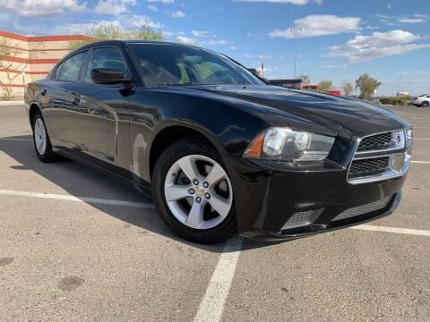 2012 Dodge Charger for sale at Boktor Motors in Las Vegas NV