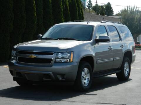 2012 Chevrolet Tahoe for sale at C & V Auto Sales & Service in Moses Lake WA