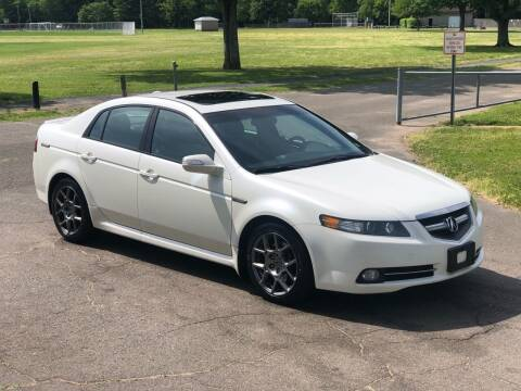 2008 Acura TL for sale at Choice Motor Car in Plainville CT