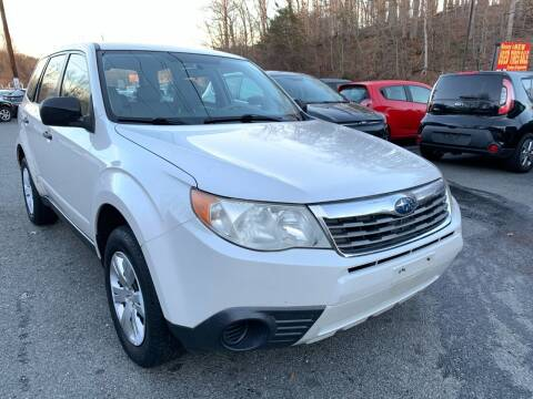 2009 Subaru Forester for sale at D & M Discount Auto Sales in Stafford VA