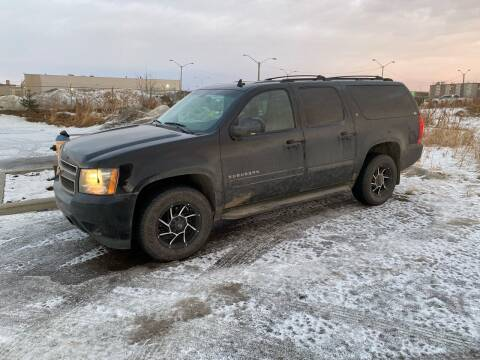 2012 Chevrolet Suburban for sale at Truck Buyers in Magrath AB