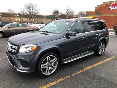 2017 Mercedes-Benz GLS for sale at American Muscle in Schuylerville NY