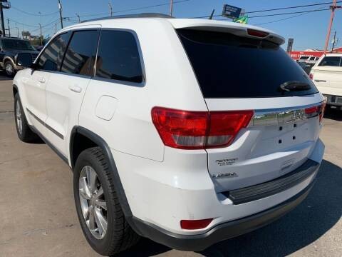 2013 Jeep Grand Cherokee for sale at JAVY AUTO SALES in Houston TX