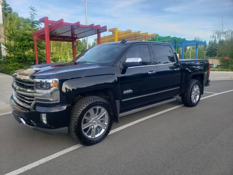 2016 Chevrolet Silverado 1500 for sale at Painlessautos.com in Bellevue WA