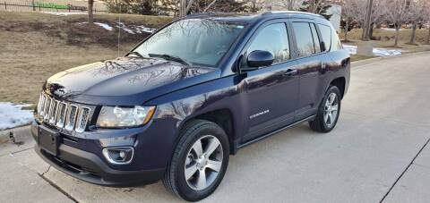 2017 Jeep Compass for sale at Western Star Auto Sales in Chicago IL
