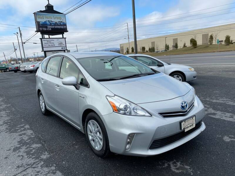 2012 Toyota Prius v for sale at A & D Auto Group LLC in Carlisle PA