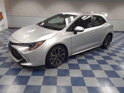 2019 Toyota Corolla Hatchback for sale at Mirak Hyundai in Arlington MA