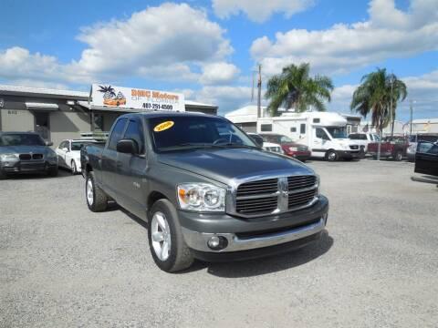 2008 Dodge Ram Pickup 1500 for sale at DMC Motors of Florida in Orlando FL