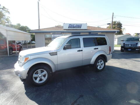 2007 Dodge Nitro for sale at DeLong Auto Group in Tipton IN