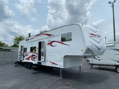 2008 Weekend Warrior Toy Hauler for sale at Import Auto Mall in Greenville SC