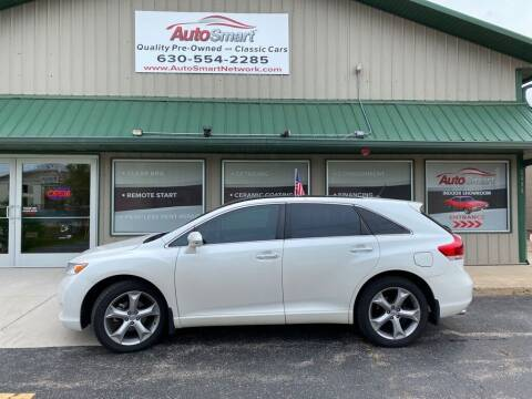 2015 Toyota Venza for sale at AutoSmart in Oswego IL