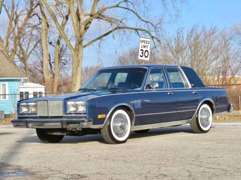 1984 Chrysler Fifth Avenue for sale at Tonys Pre Owned Auto Sales in Kokomo IN