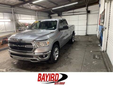 2021 RAM Ram Pickup 1500 for sale at Bayird Truck Center in Paragould AR
