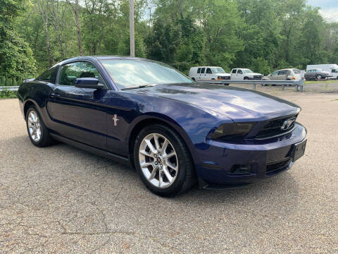 2010 Ford Mustang for sale at George Strus Motors Inc. in Newfoundland NJ