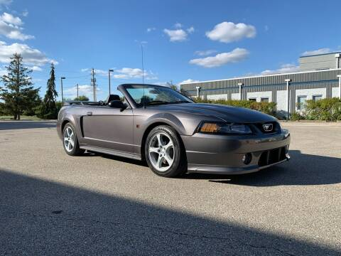 2003 Ford Mustang for sale at Certified Auto Exchange in Indianapolis IN