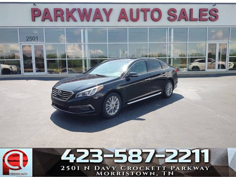 2015 Hyundai Sonata for sale at Parkway Auto Sales, Inc. in Morristown TN