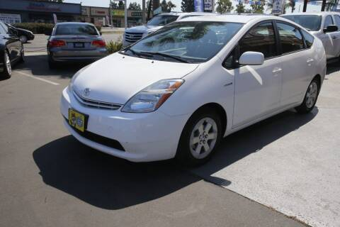 2009 Toyota Prius for sale at CARSTER in Huntington Beach CA
