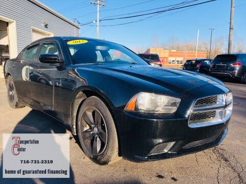 2012 Dodge Charger for sale at Transportation Center Of Western New York in Niagara Falls NY