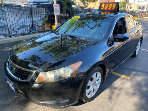 2008 Honda Accord for sale at 5 Stars Auto Service and Sales in Chicago IL