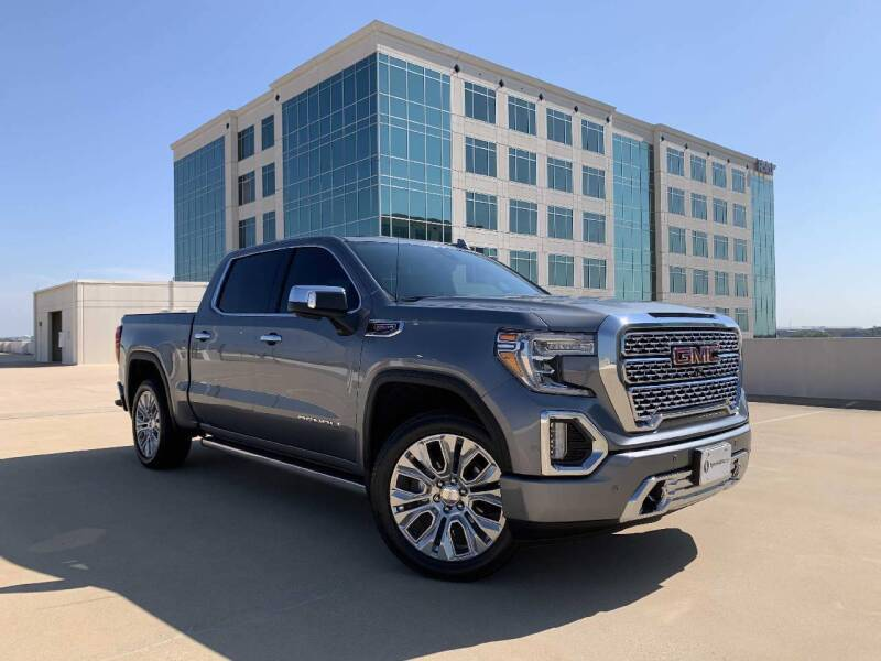 2020 GMC Sierra 1500 for sale at SIGNATURE Sales & Consignment in Austin TX