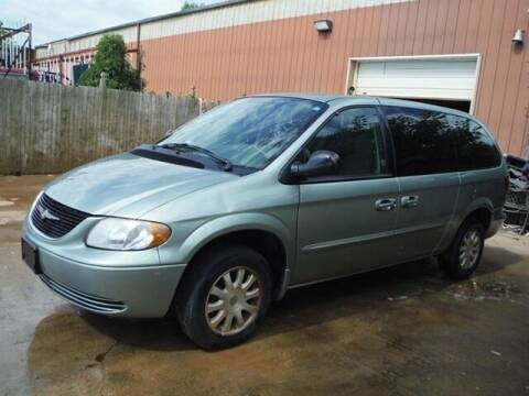 2003 Chrysler Town and Country for sale at East Coast Auto Source Inc. in Bedford VA